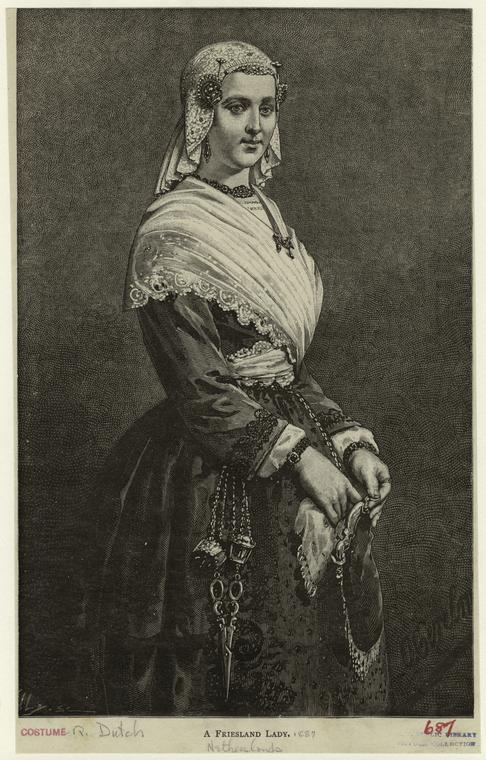 Châtelaine Шатлен- романтичната чанта на XIX век 3