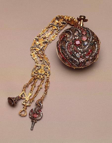 Châtelaine Шатлен- романтичната чанта на XIX век 36
