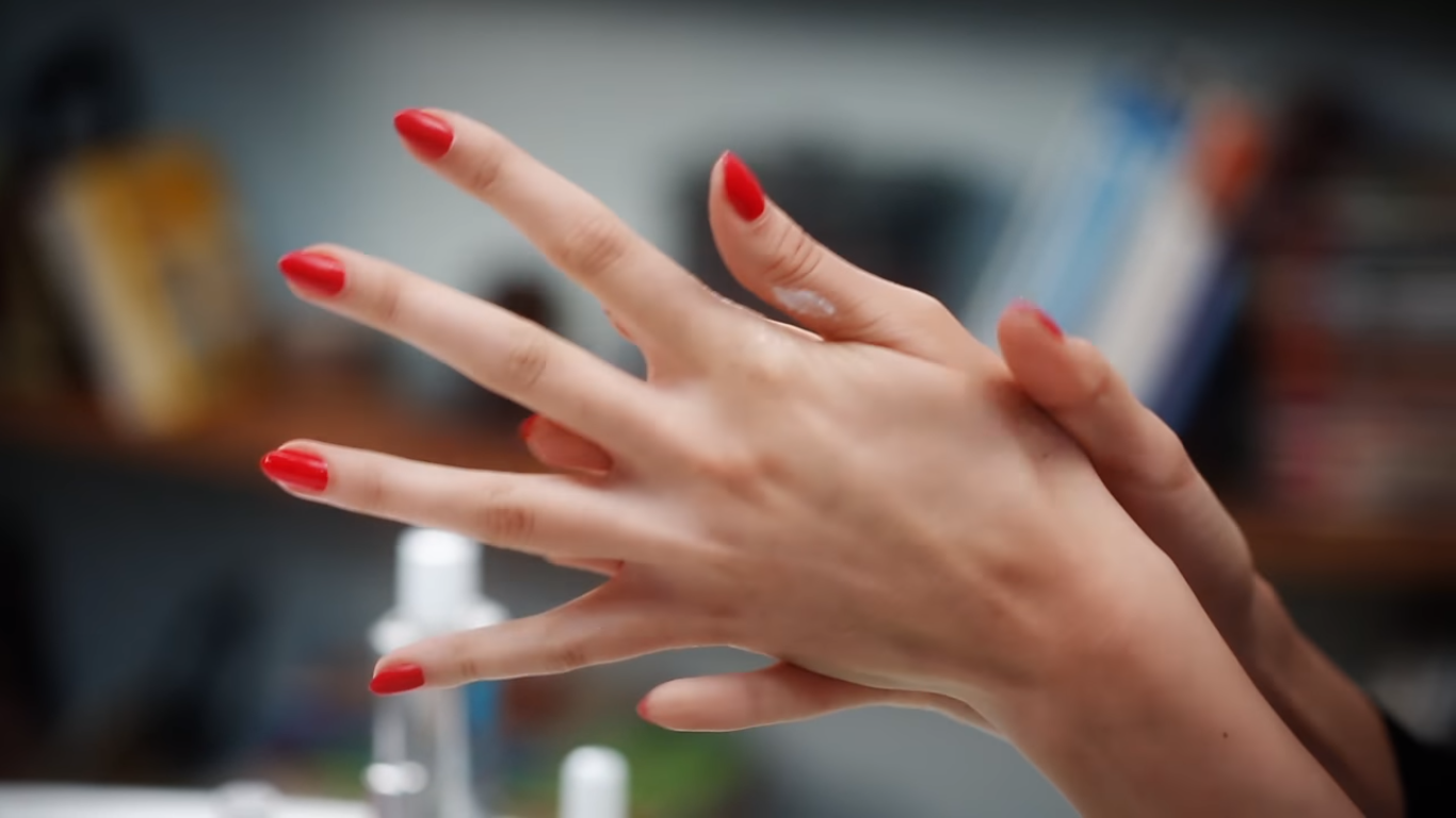 manicure.cream