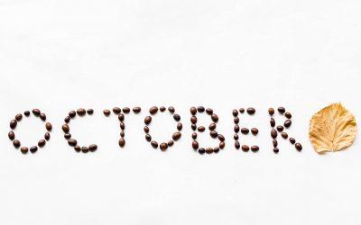 Какво искаш да постигнеш през октомври?
