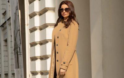 Палто като на кино или като в карантина
